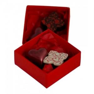Кутийка с 2 бр. бонбони с мотиви