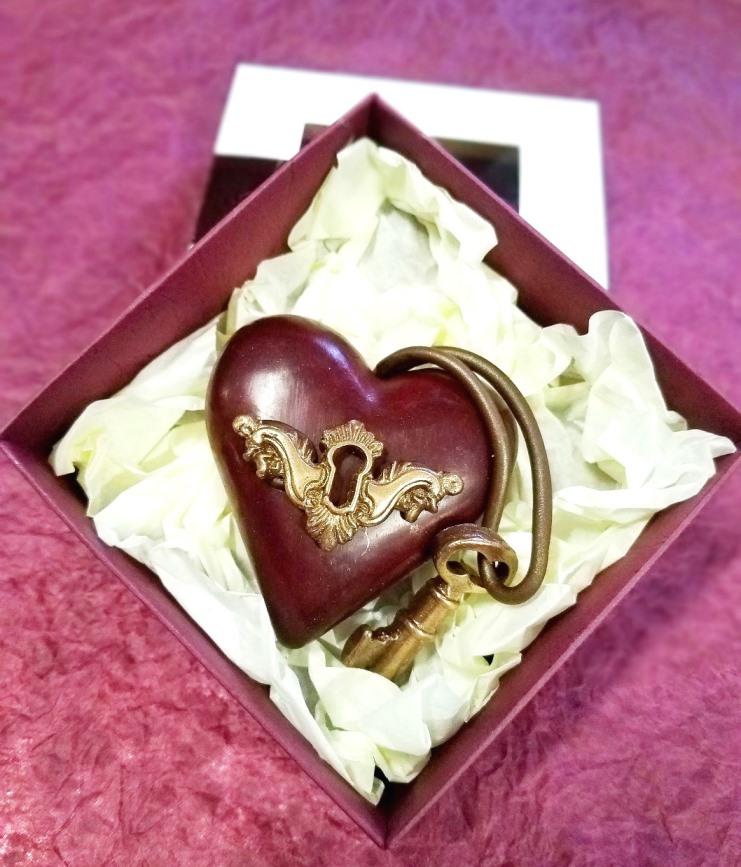Сърце с ключ