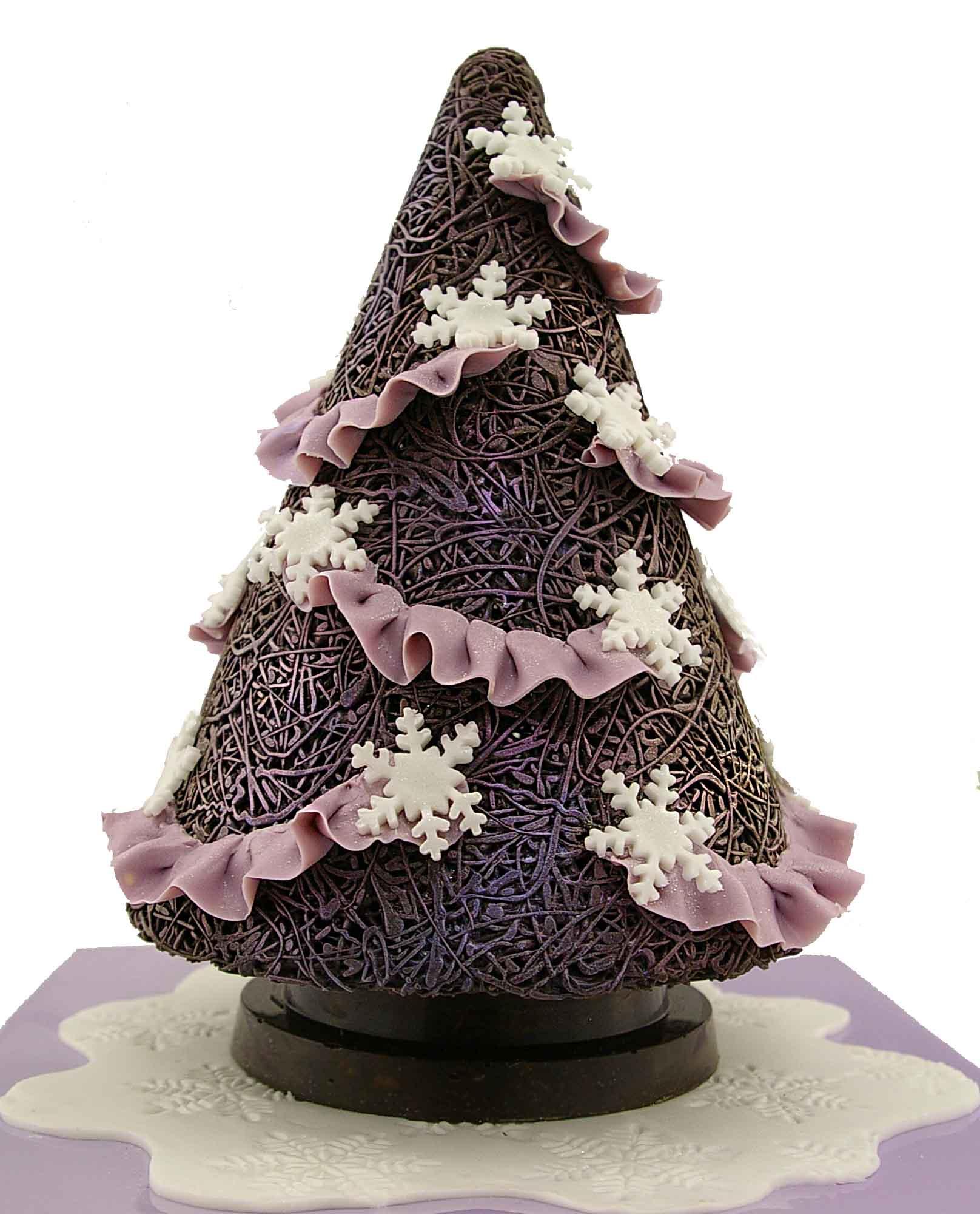 Шоколадова елха