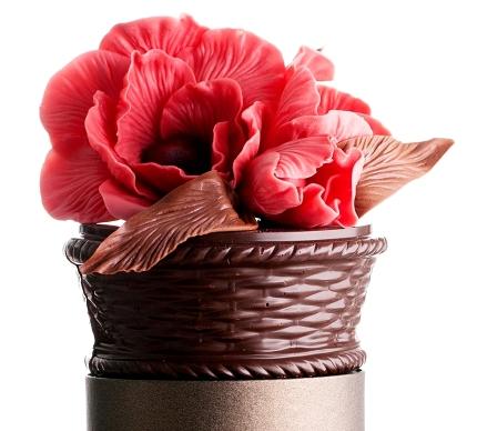Цветя в саксия