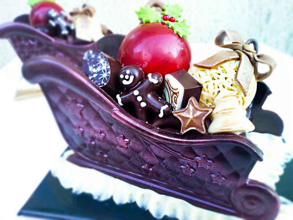 Шоколадова шейна
