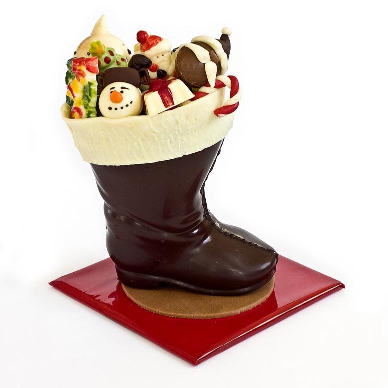 Шоколадов ботуш